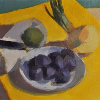Figs Yellow Cloth, 041116