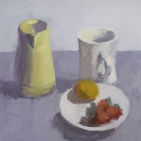 Yellow Pitcher, 122010