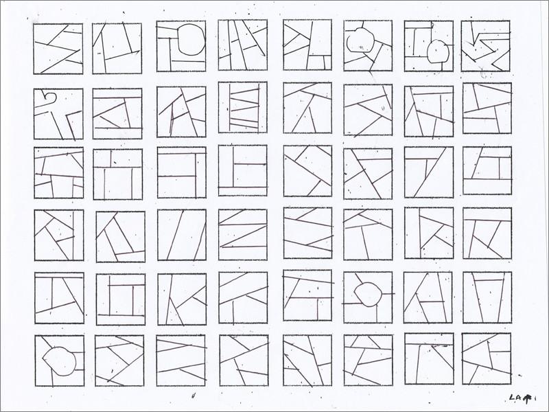48-Line-Drawings