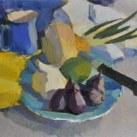 Figs Blue Plate, 041216
