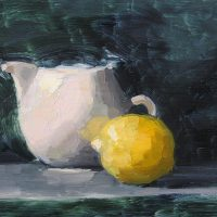 Teapot & Lemon, 072307