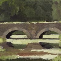 Stone Bridge, 082209