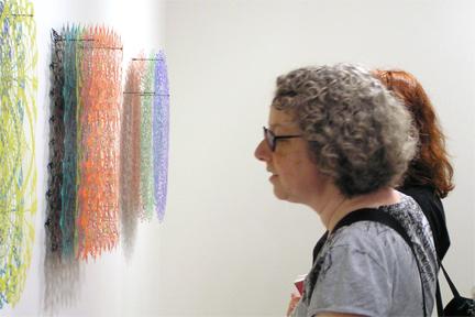 susanna starr, elizabeth harris gallery