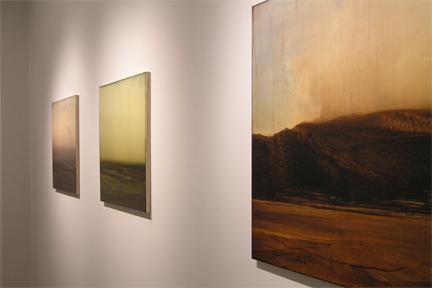 dan gualdoni, kathryn markel gallery