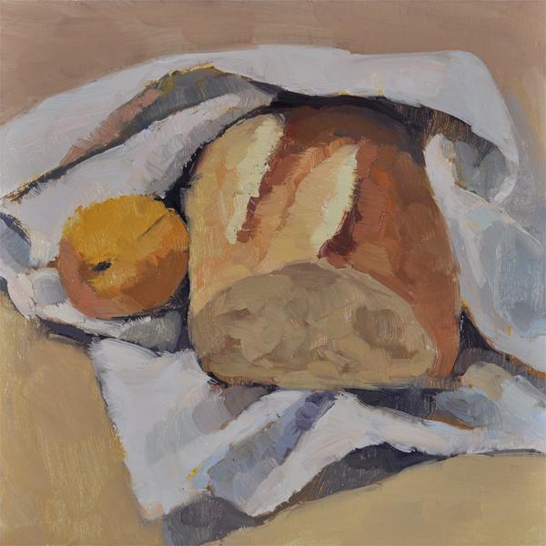 Bread, apricot, no. 2