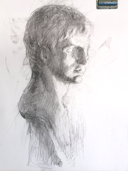 Danforth Drawing Cast