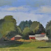 Verrill's, oil on canvas, 11×14 in, 2014