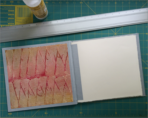 sketchbook bookbinding